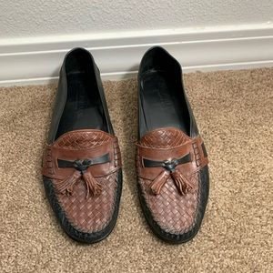 Cole Haan leather loafer 10